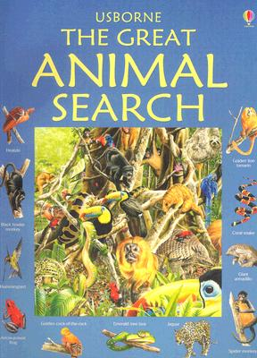 Image for The Great Animal Search (Great Searches - New Format)
