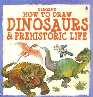 Image for How to Draw Dinosaurs And Prehistoric Life (Young Artist)