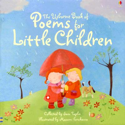 Image for The Usborne Book of Poems for Little Children