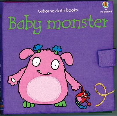 Image for Baby Monster (Usborne Cloth Books)