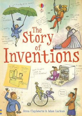 The Story of Inventions, Anna Claybourne