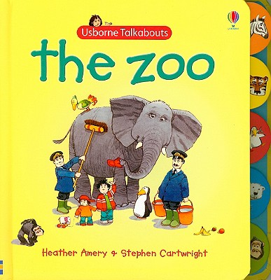 Image for The Zoo (Usborne Talkabouts)