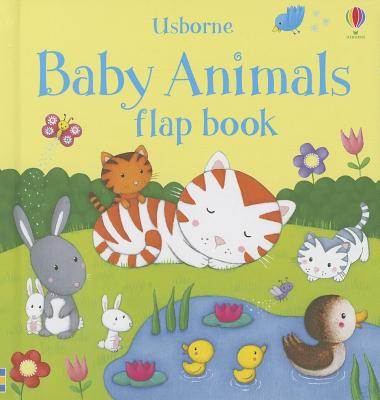 Image for Baby Animals Flap Book (Flap Books)