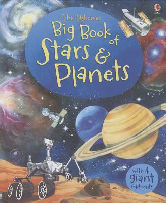 Big Book of Stars and Planets (Big Books), Emily Bone