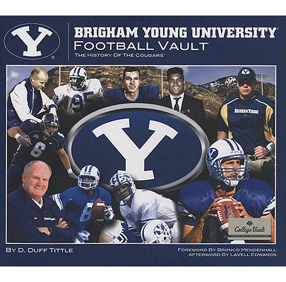 Brigham Young University Football Vault (College Vault), Duff Tittle