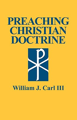 Image for Preaching Christian Doctrine