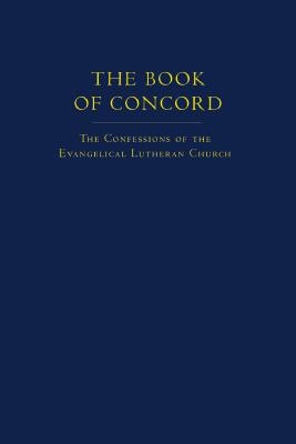Image for The Book of Concord: The Confessions of the Evangelical Lutheran Church