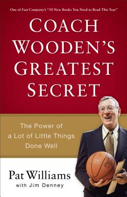 Image for Coach Woodens Greatest Secret (paper)