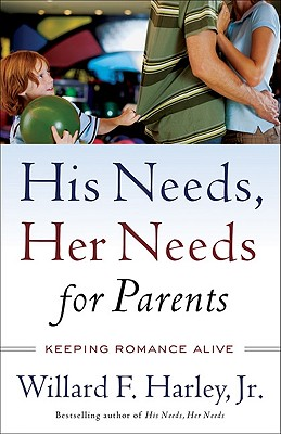 Image for His Needs Her Needs For Parents: Keeping Romance Alive
