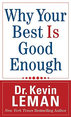 Image for Why Your Best is Good Enough
