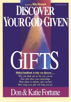 Image for Discover Your God-Given Gifts
