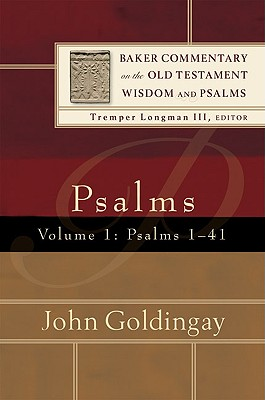 Image for BCOT Psalms, Vol. 1: Psalms 1-41 (Baker Commentary on the Old Testament Wisdom and Psalms)