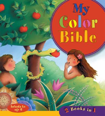 Image for My Color Bible / My Color Praises: 2 Books in 1