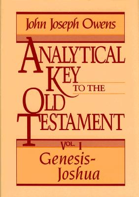 Image for Analytical Key to the Old Testament Volume 1: Genesis-Joshua