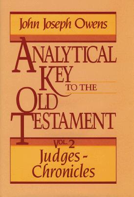 Image for Analytical Key to the Old Testament, vol. 2: Judges-2 Chronicles (English and Hebrew Edition)