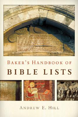 Image for Baker's Handbook of Bible Lists