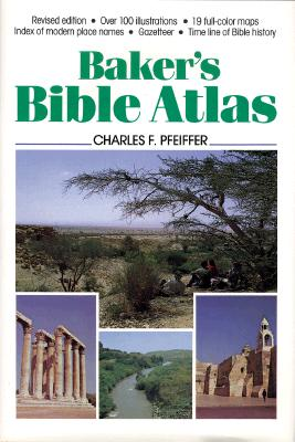 Image for Baker's Bible Atlas