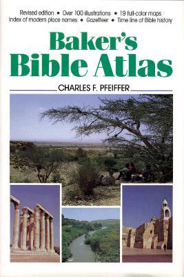 Image for Baker's Bible Atlas