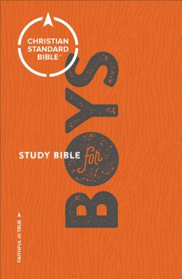 Image for CSB Study Bible for Boys