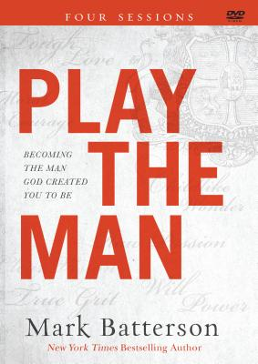 Image for Play the Man DVD