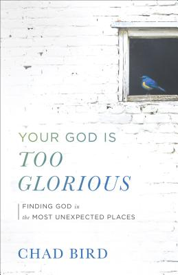 Image for Your God Is Too Glorious: Finding God in the Most Unexpected Places
