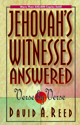 Image for Jehovahs Witnesses Answered Verse by Verse