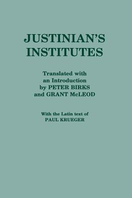 Image for Justinian's Institutes