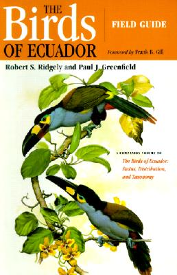 Image for The Birds of Ecuador Volume II: Field Guide
