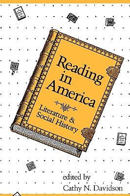 Image for Reading in America: Literature and Social History