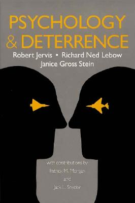 Image for Psychology and Deterrence (Perspectives on Security)