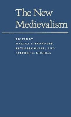 Image for The New Medievalism (Parallax: Re-visions of Culture and Society)