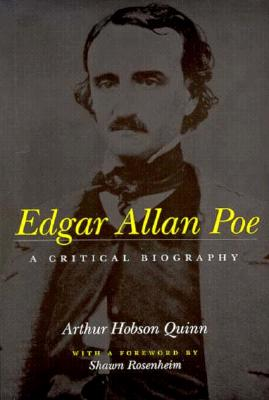 Image for Edgar Allan Poe: A Critical Biography