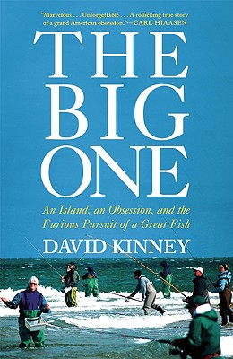 Image for BIG ONE : AN ISLAND  AN OBSESSION  AND T