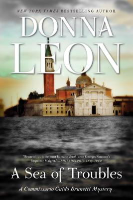 Image for A Sea of Troubles: A Commissario Guido Brunetti Mystery