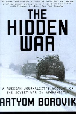 Image for HIDDEN WAR : A RUSSIAN JOURNALIST'S ACCO