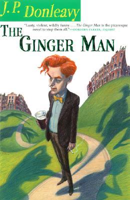 The Ginger Man, Donleavy, James Patrick