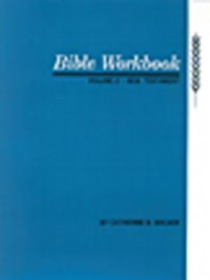 Image for Bible Workbook, Volume 2 New Testament