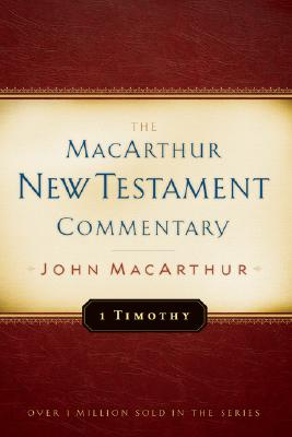 Image for I Timothy (Macarthur New Testament Commentary Series)