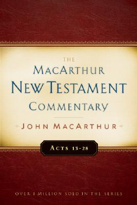 Image for MNTC Acts 13-28: New Testament Commentary (Macarthur New Testament Commentary Serie)