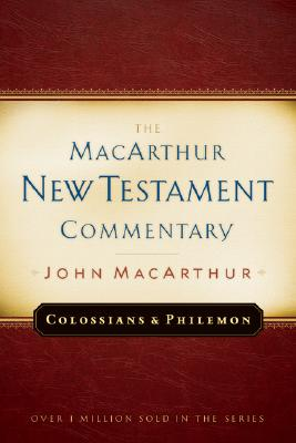 Image for MNTC Colossians and Philemon: New Testament Commentary (Macarthur New Testament Commentary Serie)