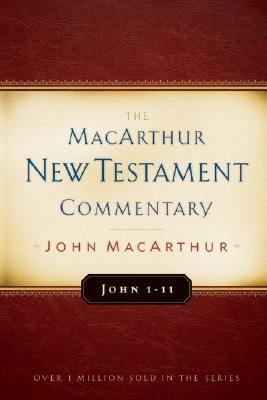 Image for MNTC John 1-11: New Testament Commentary (Macarthur New Testament Commentary Serie)