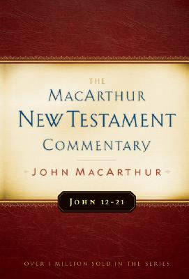 Image for MNTC John 12-21 (Macarthur New Testament Commentary Serie)