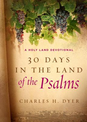 Image for 30 Days in the Land of the Psalms: A Holy Land Devotional