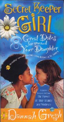 Image for Secret Keeper Girl Kit: 8 Great Dates for You and Your Daughter