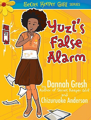 Image for Yuzi's False Alarm (Secret Keeper Girl Fiction)