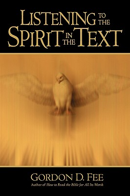 Image for Listening to the Spirit in the Text