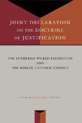 Image for Joint Declaration on the Doctrine of Justification