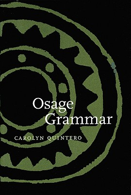 Image for Osage Grammar (Studies in the Anthropology of North American Indians)