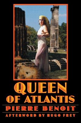 Image for The Queen of Atlantis (Bison Frontiers of Imagination)