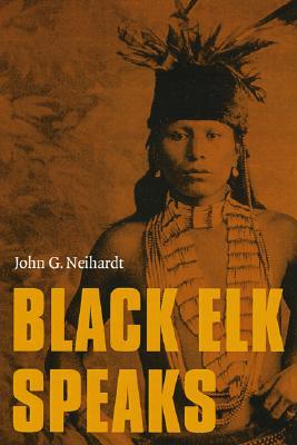 Image for BLACK ELK SPEAKS